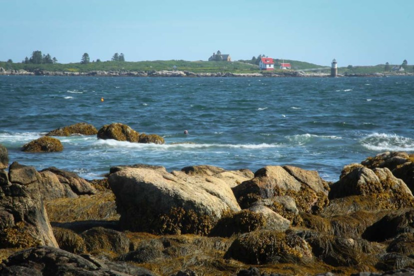 Tip & Tee:  Boothbay Harbor, Maine