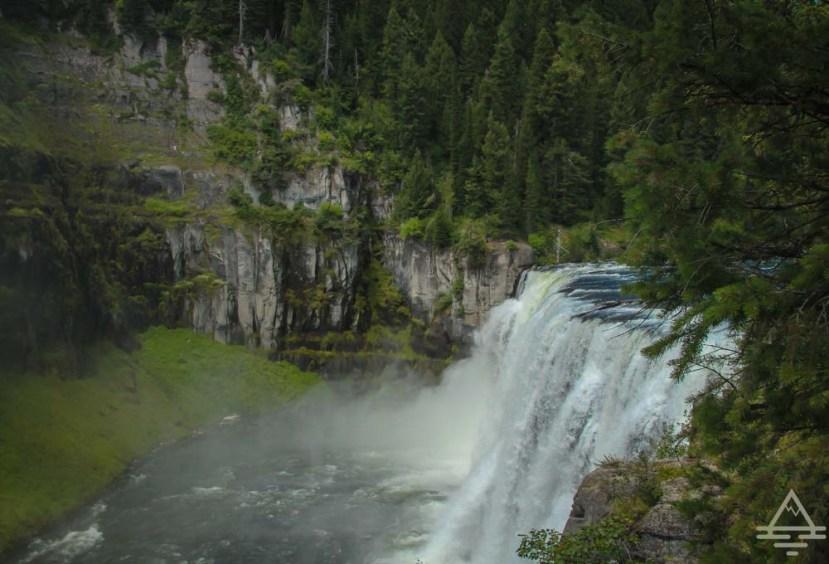Mesa Falls Scenic Byway –Idaho