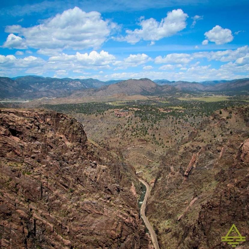 Colorado Springs Day Trip:  The RoyalGorge