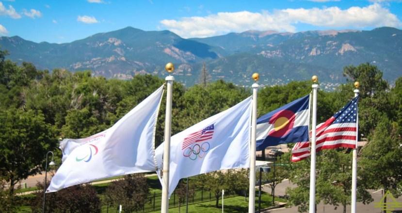 Colorado Springs:  Olympic TrainingCenter