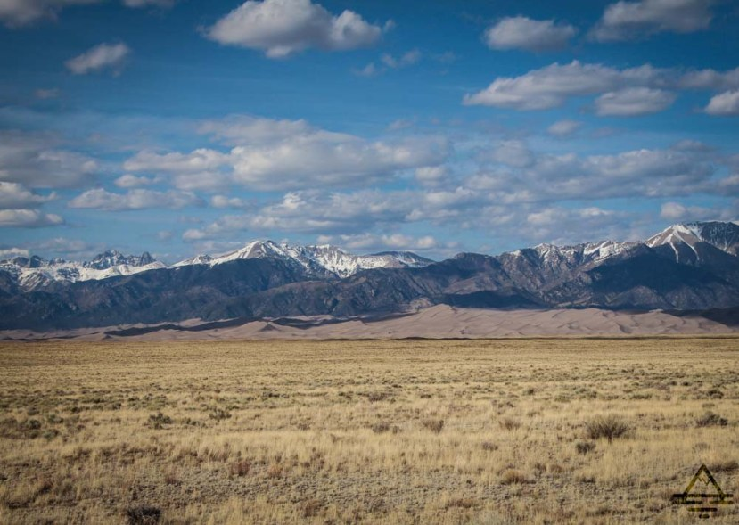 Tip and a Tee:  Great Sand Dunes National Park