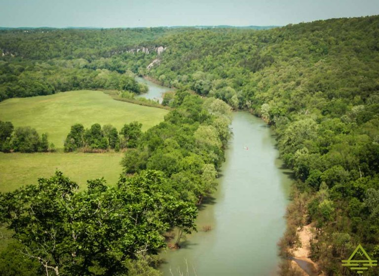 Float the Buffalo National River in Arkansas