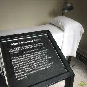 Hot Springs National Park Fordyce Bathhouse