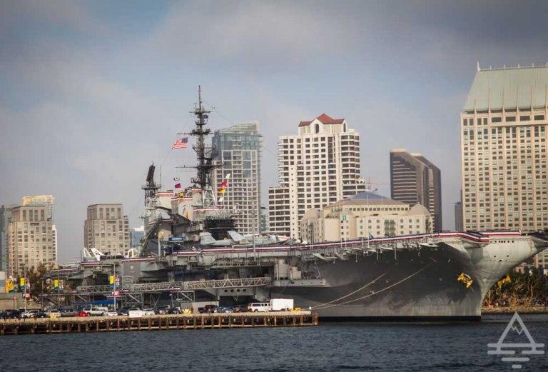 San Diego USS Midway-3 trip