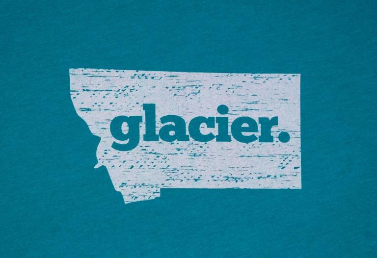 Glacier National Park Trip Tee