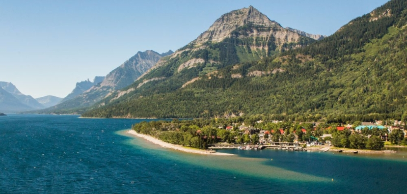 Tip & Tee: Waterton, Alberta