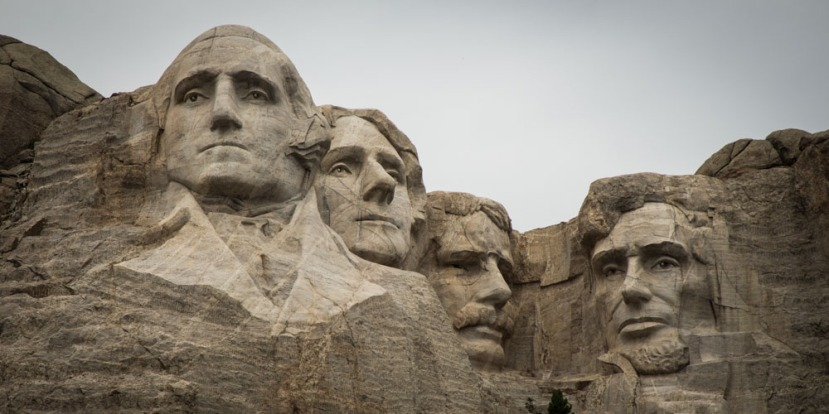 Tip & Tee: Driving to Mount Rushmore